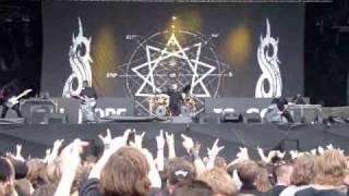 Slipknot - Sulfur - Sonisphere Holland