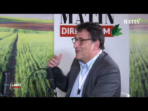 Video : Philippe Gillet : Le digital, un engrais pour une optimisation de la production agricole