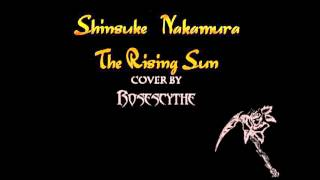 "Shinsuke Nakamura ""The Rising Sun"" NXT Theme (metal cover by RoseScythe)"