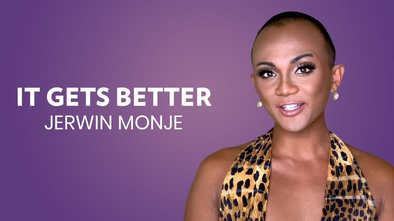 """Gender is completely fluid.""   It Gets Better: Music Therapist Jerwin Monje"