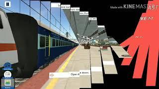 Indian train simulator | Shramjeevi exp passed from Pune to Mumbai