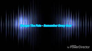 Escape The Fate - Remember Every Scar (cover)