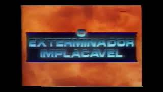 Chamada do Intercine com o filme O Exterminador Implacável (1997)