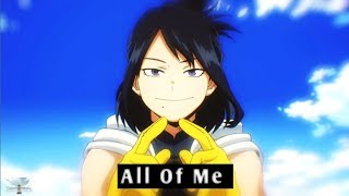 (AMV) Anime Mix - All Of Me Fivefold