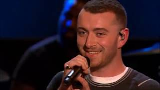 Sam Smith - Too good at goodbyes - TRADUÇÃO Legendado inglês e português - Live BBC