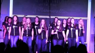 Wings (Little Mix) A Cappella Cover - The U of M Harmonettes