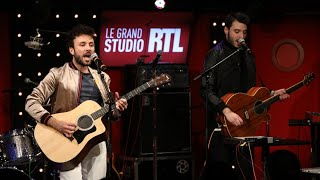 Diva Faune - Shine on my way (LIVE) - Le Grand Studio RTL