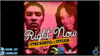 Vybz Kartel Ft. Stylysh - Are You Ready (Raw) [Buss Off Riddim] July 2012