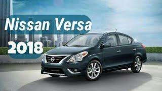 Novo Nissan Versa 2018 - Mudanças , preços e versões (Top Sounds)