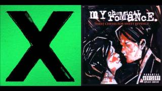 Photograph of Helena - Ed Sheeran vs. My Chemical Romance (Mashup)