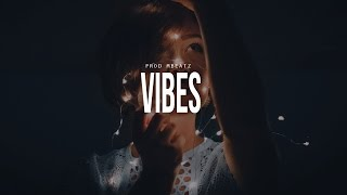 "Beat R&B Emotional Type Rels B ❘ ""Vibes"" ❘ Prod:Mbeatz"