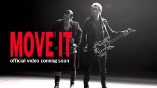 "Hotei featuring Richard Z. Kruspe - ""Move It"" official video preview"