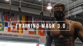 Training Mask 3.0 Unboxing/Review