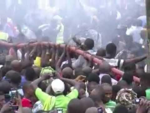 Nigeria: un avion de ligne s'écrase à Lagos