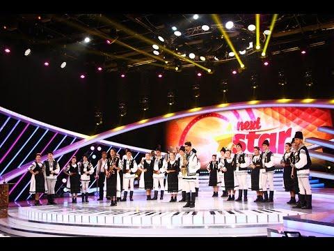 Dansuri populare în finala Next Star! Trupa Tradiții Uiorene
