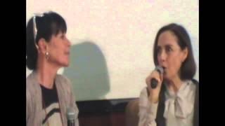 Geraldine Chaplin y Diana  Bracho