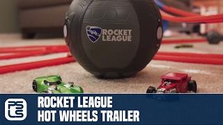 Rocket League Hot Wheels Trailer