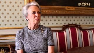 Prinsesse Benedikte afslører store hæderslegater på Amalienborg