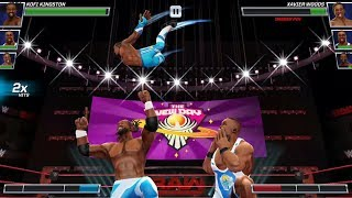 WWE Mayhem - 3v3 Match Gameplay width=