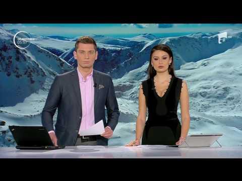 Observator TV 25/04/2017 - Ştirile zilei