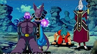 Dragon Ball Super「AMV」- Goku vs Hit - Not Gonna Die