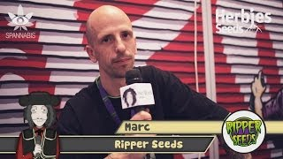 Ripper Seeds @ Spannabis 2014 Barcelona