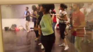 Rare Grooves Dance Company class promo 2015