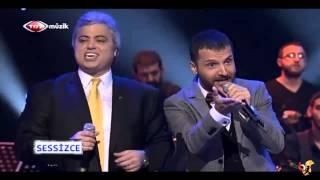 sinan özen cengiz kurtoğlu dane dane benleri var yüzünde trt müzik sessizce programı 15.10.2013