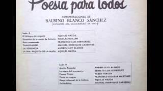 BALBINO BLANCO HABLADURIAS (Manuel Rodríguez Cárdenas)