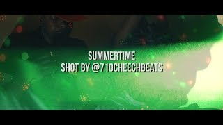 Shorty K - Summertime (Feat. 3713 Bay Bay & 3713 A R$CH) (Official Video) | Shot by @710cheechbeats