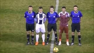 Rezumatul meciului CD Castellon - CFR Cluj 0-4 - 17.01.2018