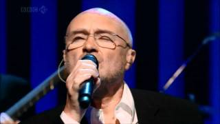 "PHIL COLLINS ""Blame it on the sun""  LIVE with Jools Holland - SUBTITULADO AL ESPAÑOL"