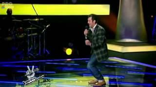 Iulian Canaf - `Knocking on heavens door` la auditiile pe nevazute la Vocea Romaniei PRO TV