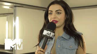 Charli XCX & Tinashe Nearly Died On The Set Of Ty Dolla $ign's 'Drop That Kitty' | MTV News