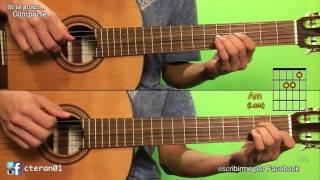 Locura Automatica - La Secta Cover/Tutorial Guitarra
