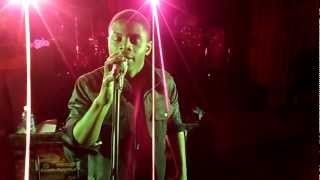 NUZ - Don't Go (live 2012)