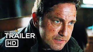 ANGEL HAS FALLEN Official Trailer #2 (2019) Gerard Butler, Morgan Freeman Movie HD