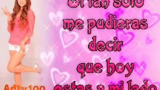 Dime Que Si, Dime Que no - Sueña Conmigo - Con Letra - Clara Molina