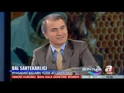 BAL SAHTEKARLIĞI A HABER'DE DEŞİFRE EDİLDİ. ANALİZ EDİLEN BALLARIN %40'I SAHTE ÇIKTI....