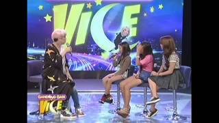 Pabebe girls on GGV Part 2