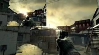 MW3 Gun sync #1: Seven nation army (Glitch Mob remix)