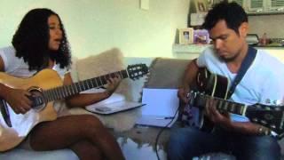 Dara Alencar e Carlos Ovelar - A Deus Eu Peço (Ensaio)