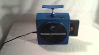 Vintage Panasonic 8-Track Player eBay Listing