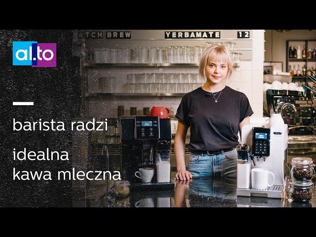 Barista radzi: idealna KAWA MLECZNA.☕ Espresso macchiato Cappuccino Flat white Latte LatteMacchiato