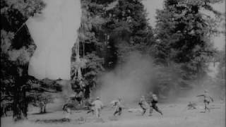 World War II- 555th Training Exercises