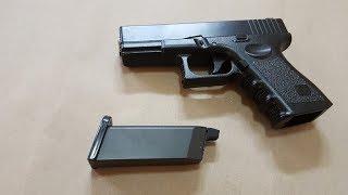 ทดสอบ Galaxy G15(Glock19) อัดลมสปริง
