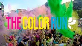 The Color Run Trento Italy 2016 - GoPro Hero 4
