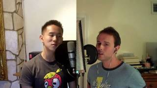 Glee Bruno Mars - Just The Way You Are by J Rice & Jason Chen)