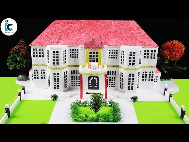 Download thumbnail for How To Make A Beautiful Palace From