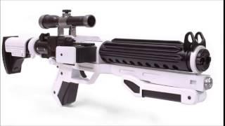Star Wars F-11D Blaster Rifle Sound Effect